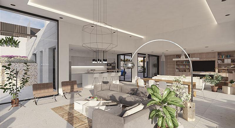 villa-de-lujo-Infinity-mallorca-son-vida-binicaubell-arquitecto-arkipolis-salon-comedor